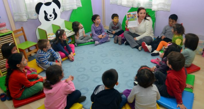 Türkiye'de Erken Çocukluk Eğitimi